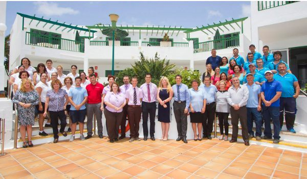 Club Las Calas staff