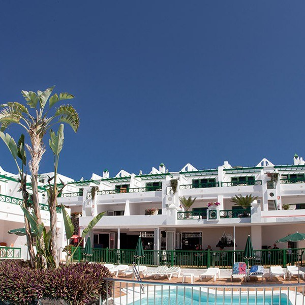 Club Las Calas swimming pool TripAdvisor Certificate of Excellence