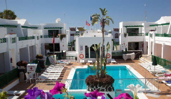 Club Las Calas apartments