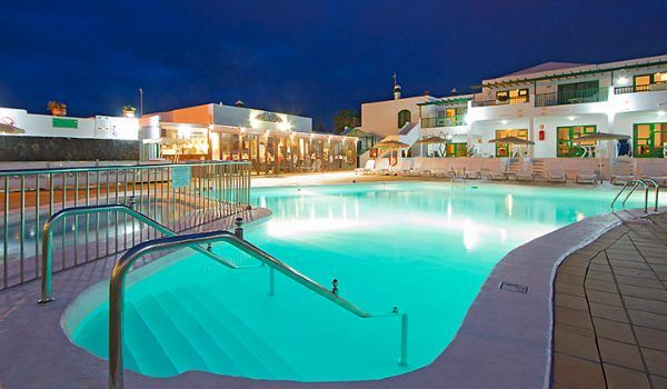 Onsite facilities Club Las Calas Lanzarote