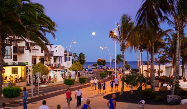 Nightlife Puerto del Carmen Lanzarote