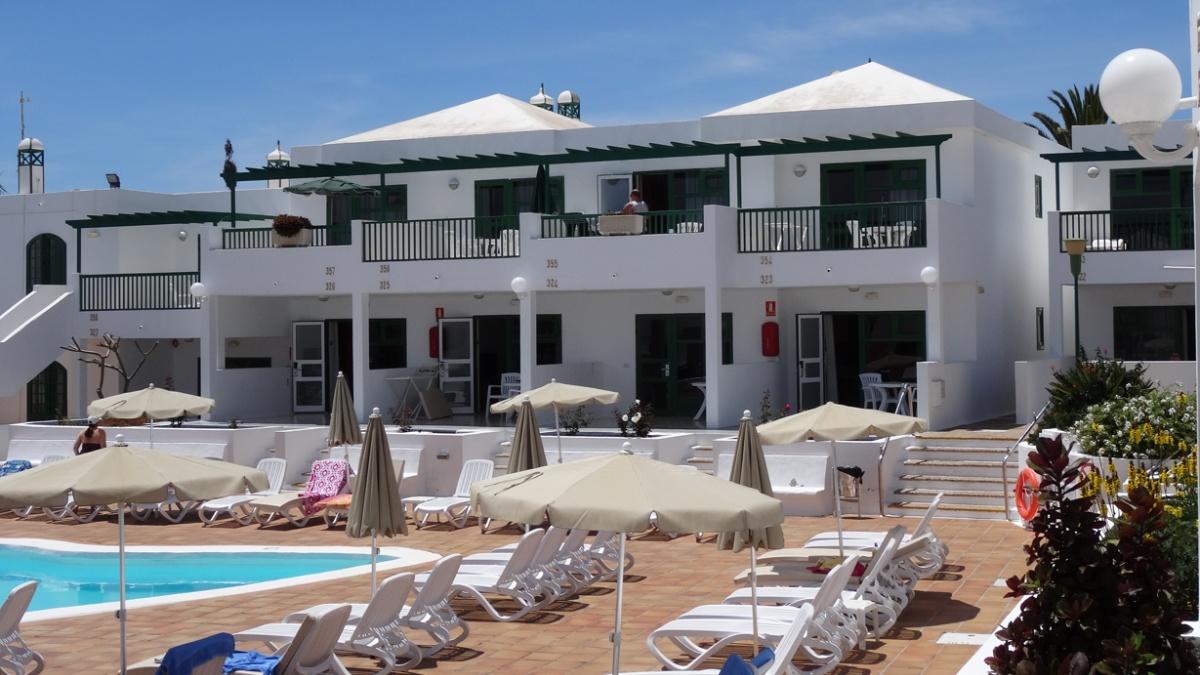 ... Club Las Calas Lanzarote Apartments And Pooldeck ...