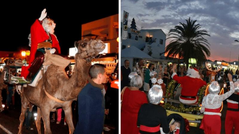 Christmas Puerto del Carmen Lanzarote Club Las Calas