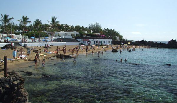 Playa Chica beaches in Puerto del Carmen