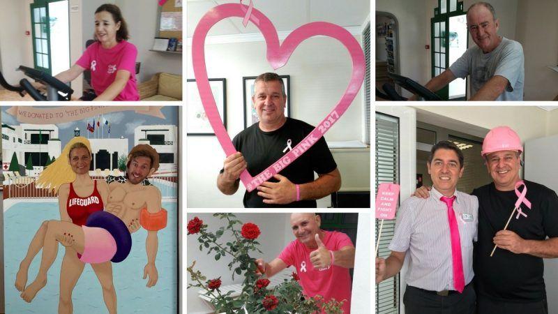 The Big Pink week 1
