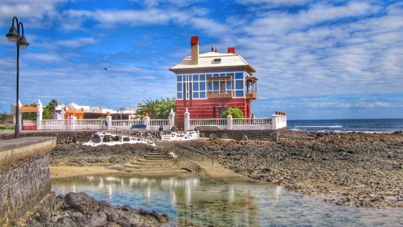 Arrieta North of Lanzarote tour
