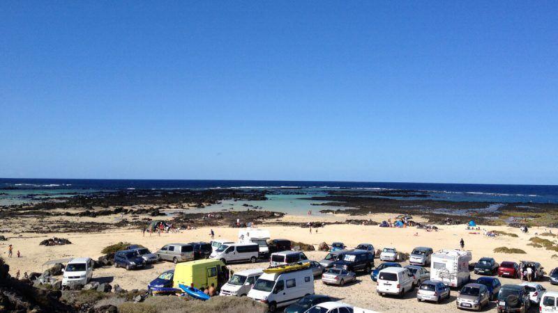 Caletón Blanco North of Lanzarote tour