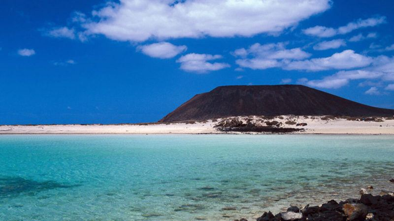 Day trip to Isla de Lobos from Club Las Calas Lanzarote