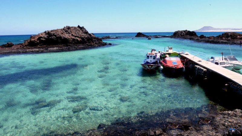 Daytrip to Isla de Lobos from Club Las Calas Lanzarote