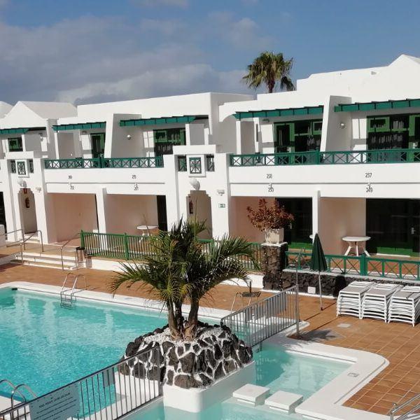 Club Las Calas 2 pool and palm FCO advice