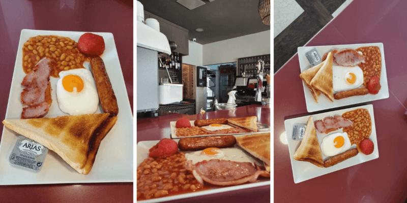 best breakfast in Puerto del Carmen Club Las Calas